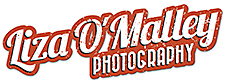Liza O'Malley Wedding Photographer logo